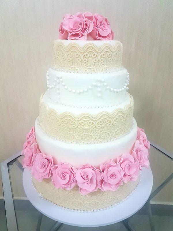 tort nunta clasic